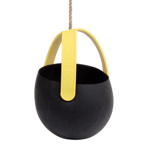 Sling Hanging Planter - Black