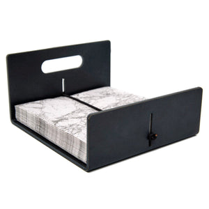 Leather Napkin Holder | Urban Avenue