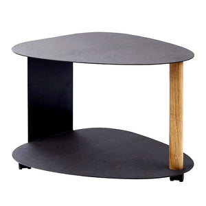 Curve Leather Coffee Table | Urban Avenue