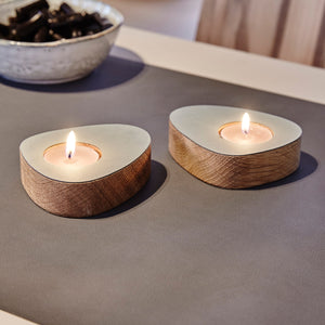 Curve Tealight Holder Set | Urban Avenue