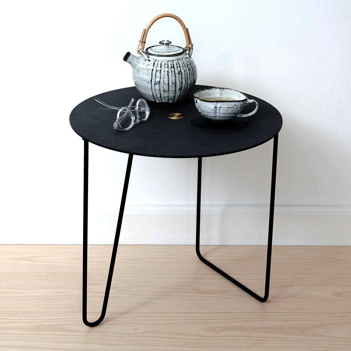 Turntable Side Table By Lind Dna Urban Avenue