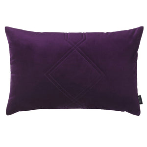 Diamond Velvet Cushion | Urban Avenue