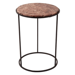 Costance Marble Side Table | Urban Avenue