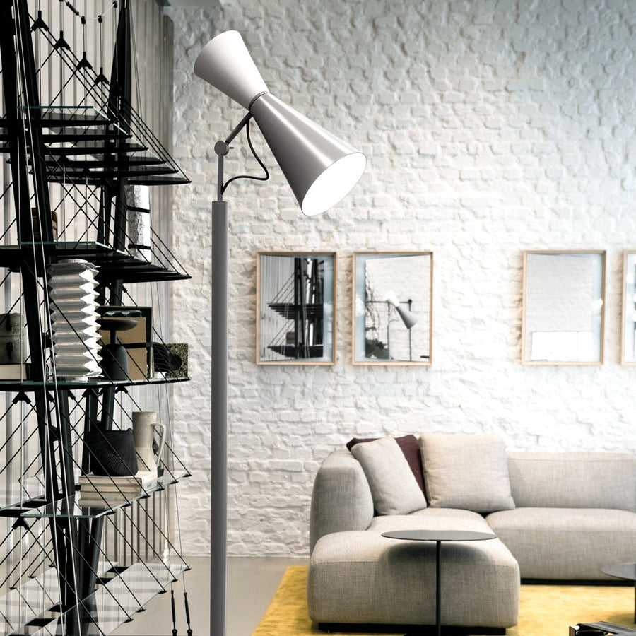 Parliament Floor Lamp by Le Corbusier | Urban Avenue