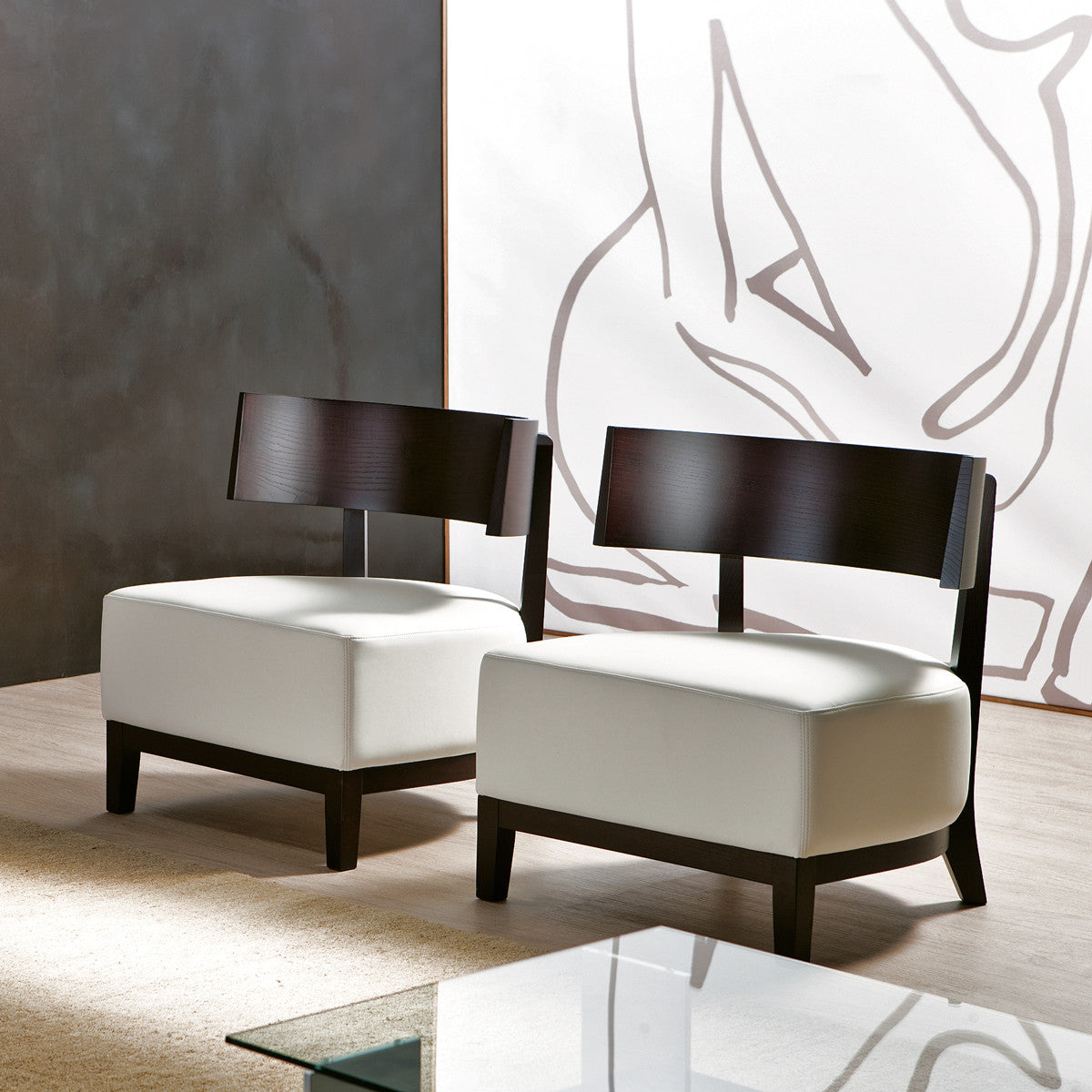 Kandy Lounge Chair by Pacini e Cappellini | Urban Avenue