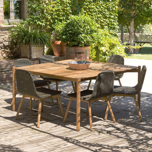 Hamp Outdoor Dining Table | Urban Avenue