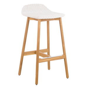 Round Outdoor Bar Stool | Urban Avenue