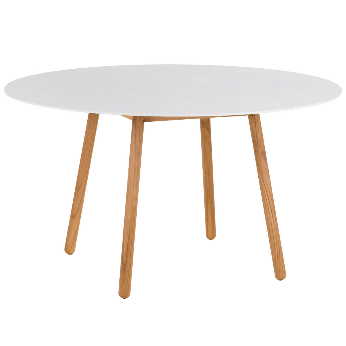 07c771585c9 Round Outdoor Dining Table by POINT