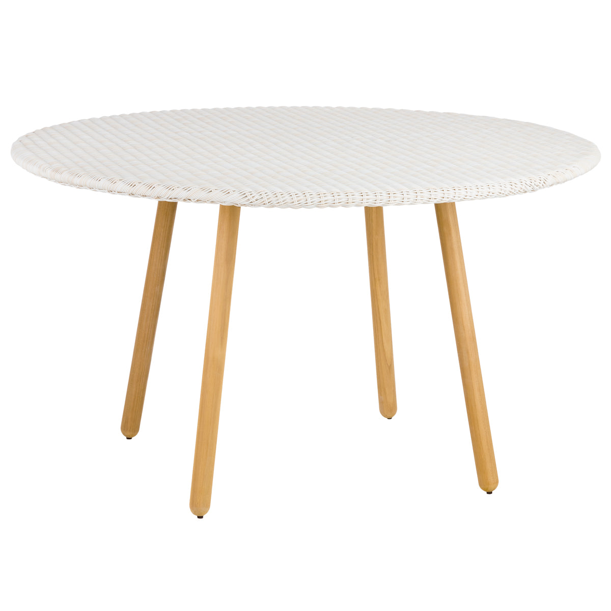 Round Outdoor Dining Table By Point Urban Avenue