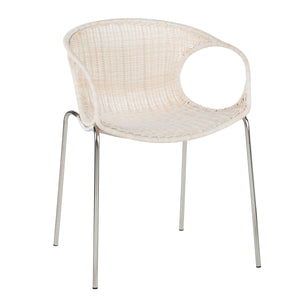 Zeros Out Dining Chair