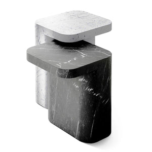 Petra Marble Side Table | Urban Avenue