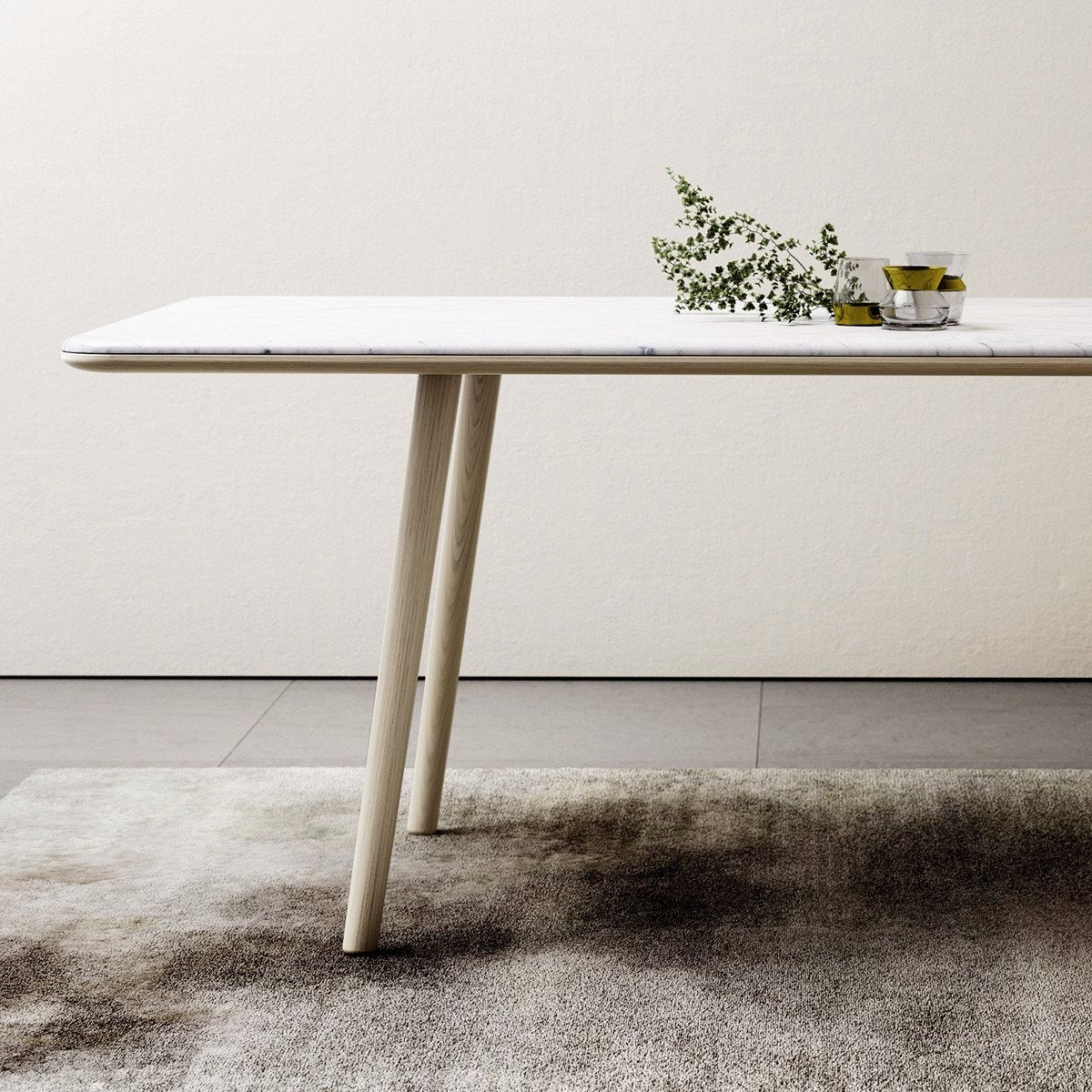 Arin Dining Table By Retegui Marble Urban Avenue