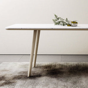 Arin Marble Dining Table | Urban Avenue