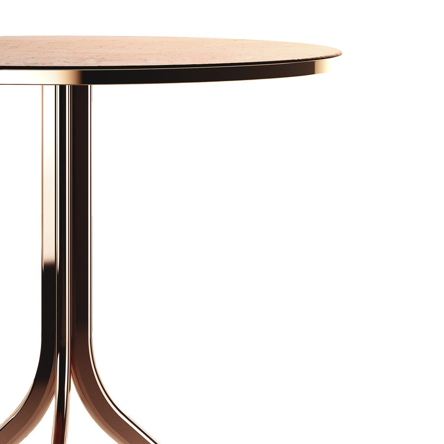Marble Bistro Table | Urban Avenue