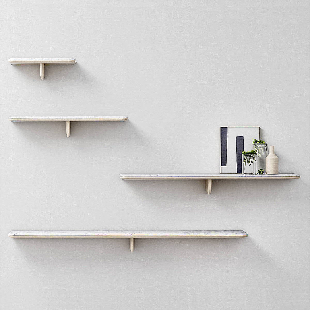bisazza shelf hayon wall bagno marble