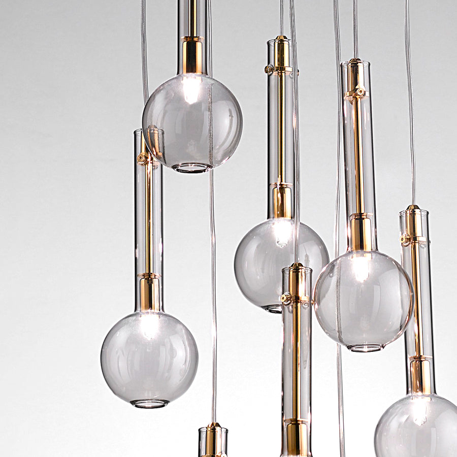 Ampolla Chandelier | Urban Avenue