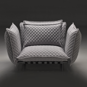 Soft Armchair | Urban Avenue