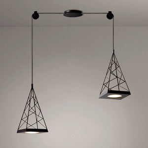 Pylon Suspension Light Duo | Urban Avenue