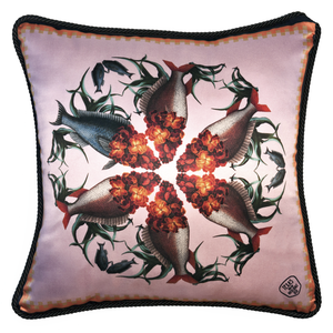 Wallflower Fish Cushion | Urban Avenue