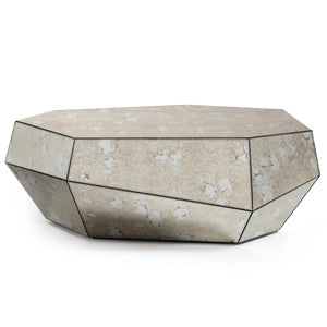 Three Rocks Coffee Tables in Glass | Urban Avenue