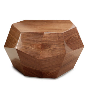 Three Rocks Coffee Tables in Walnut | Urban Avenue