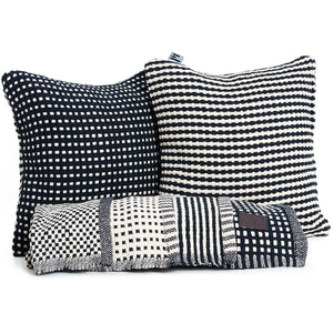 Stripes + Dots Cushion | Urban Avenue