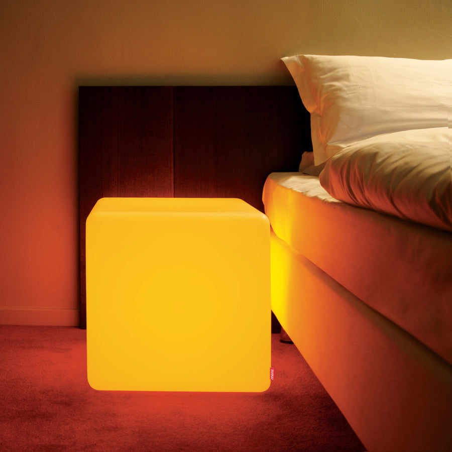 Cube Illuminated Table/Stool | Urban Avenue