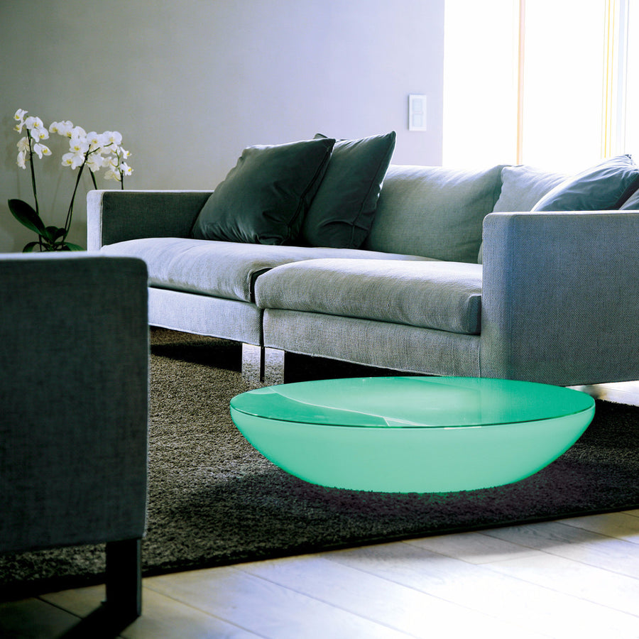 Illuminated Low Lounge Table | Urban Avenue