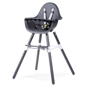 Evolu 2 High Chair in Anthracite | Urban Avenue