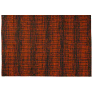 Surface Waves Rug - Red | Urban Avenue