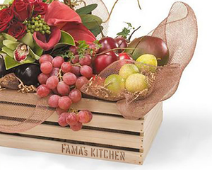 FAMA's Organic Fruit Baskets