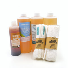Hong Kong Handmade Chemical Free Cleaning Products Basket