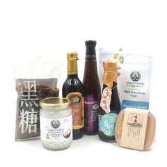 Organic Condiments Basket