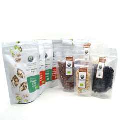 Organic Snacks Basket
