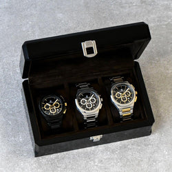 Watchbox for 3 watches