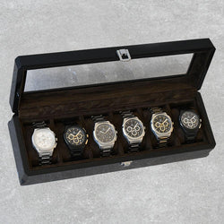 Watchbox for 6 watches