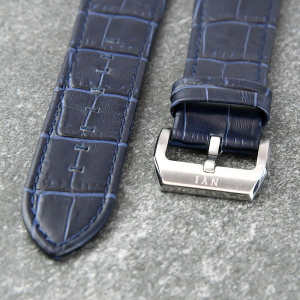 Strap - Blue Leather
