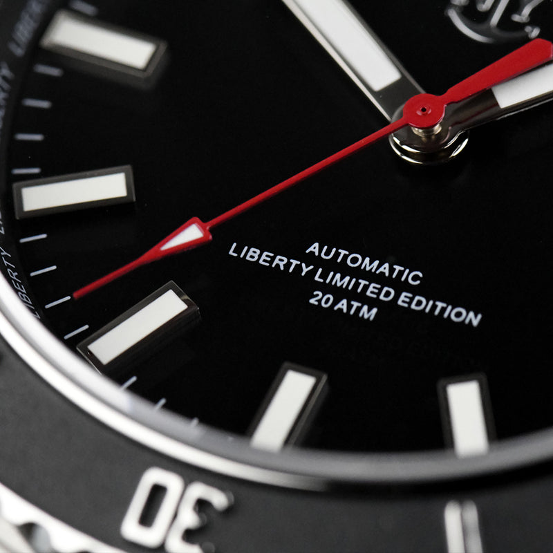 Limited edition: Liberty (Automatisch)