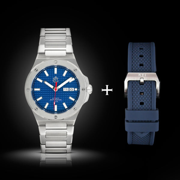 Sutton + Strap (Automatic)