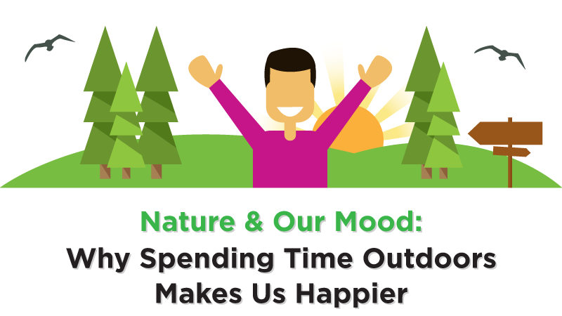 Why Spending Time Outdoors Makes Us Happier