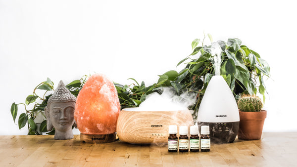 Diffusing Essential Oils 101