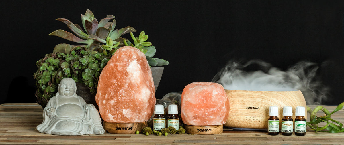 The Actual, REAL Benefits of Himalayan Salt Lamps (& Candles)