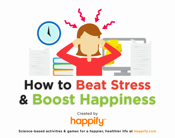 How to Beat Stress and BOOST Happiness