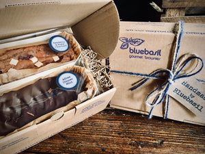 NEW! TWIN SELECTION Brownie Gift Box