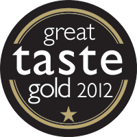 Great Taste Award 2012 2