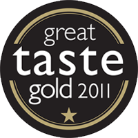 Great Taste Award 2011