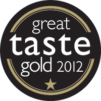 Great Taste Award 2012