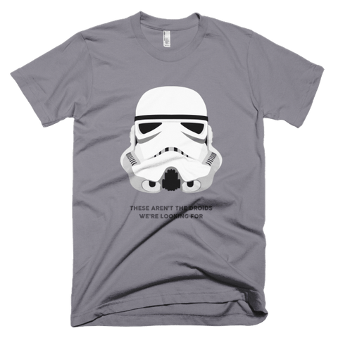 Stormtrooper - Short sleeve men's t-shirt, T-shirt - Kwotees
