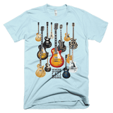 Les Paul Gibson t-shirt - Where words fail, music speaks, T-shirt - Kwotees