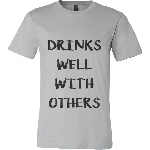 Drinks Well, T-shirt - Kwotees